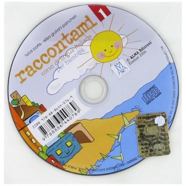 Raccontami 1 (CD audio)