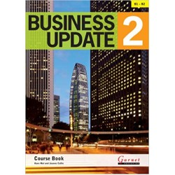 Business Update 2 Course Book with Audio CD B1 - B2