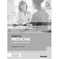 English for Medicine in Higher Education Studies Teacher's Book