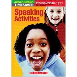 Speaking Activities. Level  A1 beginners.