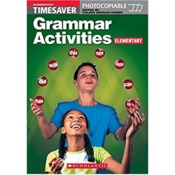 Grammar Activities Elementary - Timesaver A2
