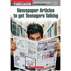 Newspaper Articles to Get Teenagers Talking - Timesaver B2/C1