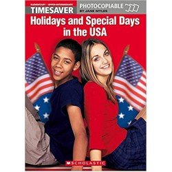 Holidays and Special Days in the USA -  Timesaver A1/ B2