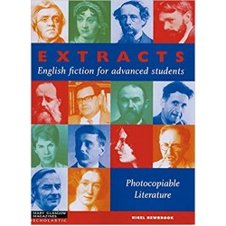 Extracts English Fiction for Advanced Students - Timesaver C1