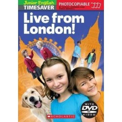 Live from London! with DVD - Timesaver  A1