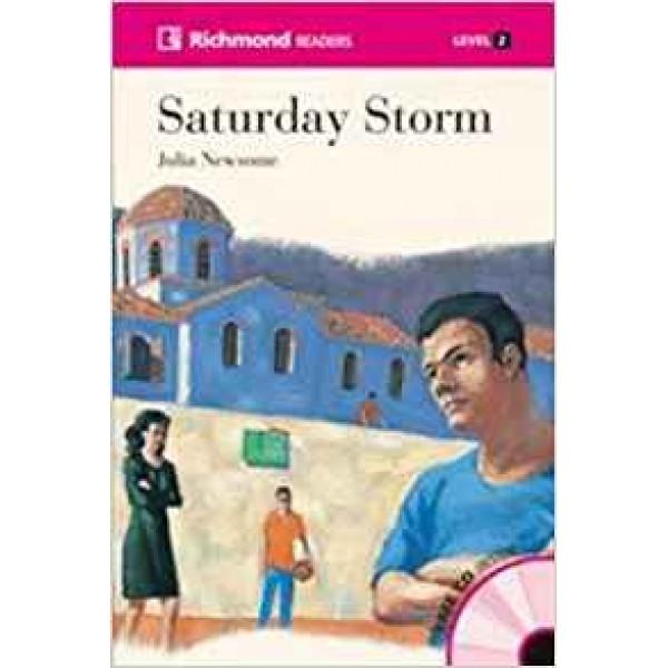 Level 2 Saturday Storm & CD