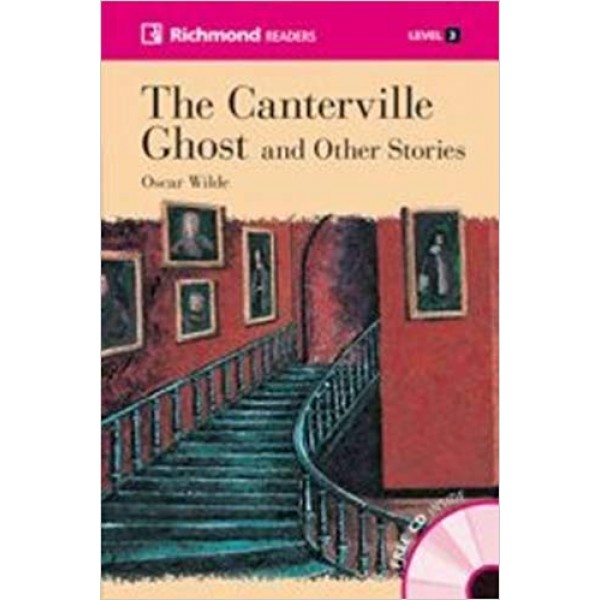 Canterville Ghost & Stories & CD : Level 3