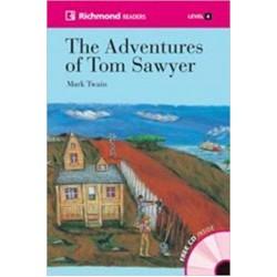 Level 4 Tom Sawyer & CD