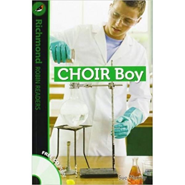 Level 3 Choir Boy & CD