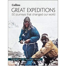 Great Expeditions: 50 Journeys that Changed Our World, Wood