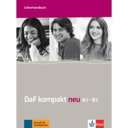 DaF kompakt neu A1-B1:Lehrerhandbuch
