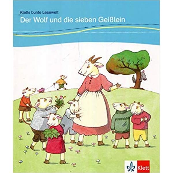 A1 Der Wolf und die sieben Geißlein mit Audio Online, Angelika Lundquist-Mog