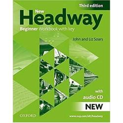 New Headway 3rd Edition Beginner Workbook (With Key)