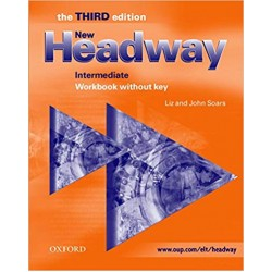 New Headway 3rd Edition Intermediate Workbook (Without Key)
