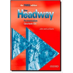 New Headway: Pre-Intermediate 3rd Edition: Class Audio CDs (3)