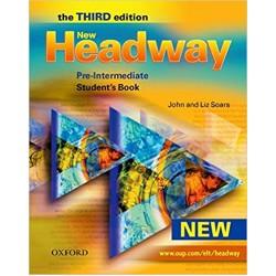 New Headway 3rd Edition Pre-Intermediate Student's Book