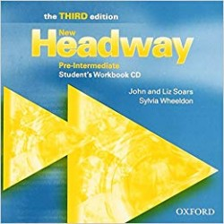 New Headway 3rd Edition Pre-Intermediate Workbook Audio CD