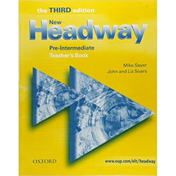 New Headway 3rd Edition Pre-Intermediate Teacher's Book