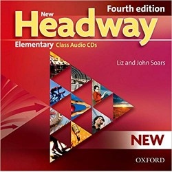 New Headway:4th Edition Elementary B1: Class Audio CDs