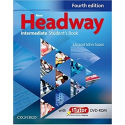 New Headway 4th Edition Intermediate B1 Student's Book