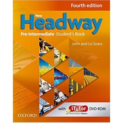 New Headway 4th Edition Pre-Intermediate A2-B1 Student's Book