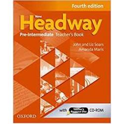 New Headway 4th Edition Pre-Intermediate A2-B1 Teacher's Book