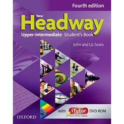 New Headway 4th Edition Upper-Intermediate B2 Student's Book