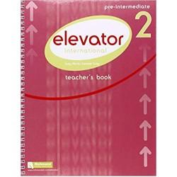 Elevator 2 Teacher's Book + Teacher's Resource Book + Class Audio CDs