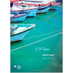 EU Law Directions, Nigel Foster