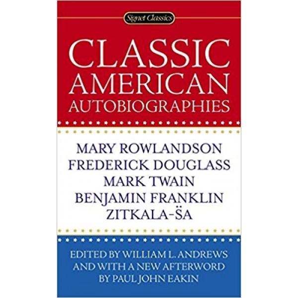 Classic American Autobiographies, Andrews