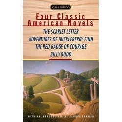 Four Classic American Novels, Hawthorne