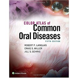 Color Atlas of Common Oral Diseases ,5 th Edition