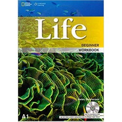 Life Beginner: Workbook with Key plus Audio CD