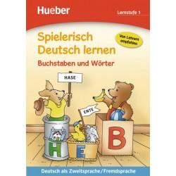 Spielerisch Deutsch Lernen: Buchstaben Und Worter - Lernstufe 1
