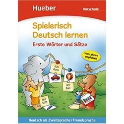 Spielerisch Deutsch Lernen:  Erste Worter Und Satze