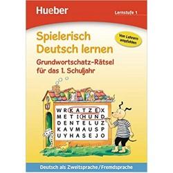 Spielerisch Deutsch lernen: Grundwortschatz-Rätsel für das 1. Schuljahr