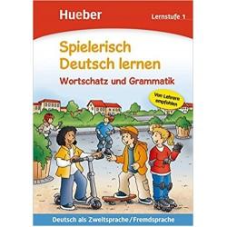 Spielerisch Deutsch lernen: Lernstufe 1 - Wortschatz und Grammatik