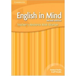 English in Mind Starter Level Teacher's Resource Book