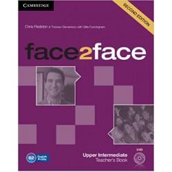 face2face Upper Intermedate Teacher's Book with DVD