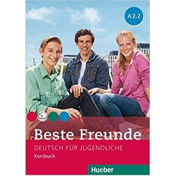 Beste Freunde: A2.2 Kursbuch