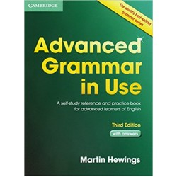 Advanced Grammar in Use with Answers 3rd Edition , Hewings