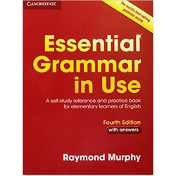 Essential Grammar in Use with Answers, 4th Edition, Murphy