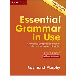 Essential Grammar in Use without Answers, 4th Edition, Murphy