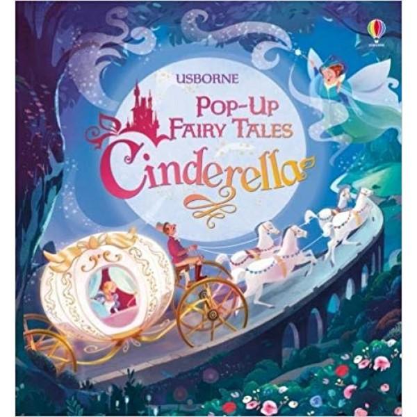 Pop-up Cinderella, Davidson