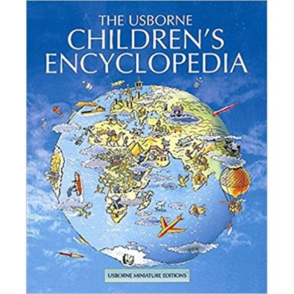 Mini Children's Encyclopedia, Elliott
