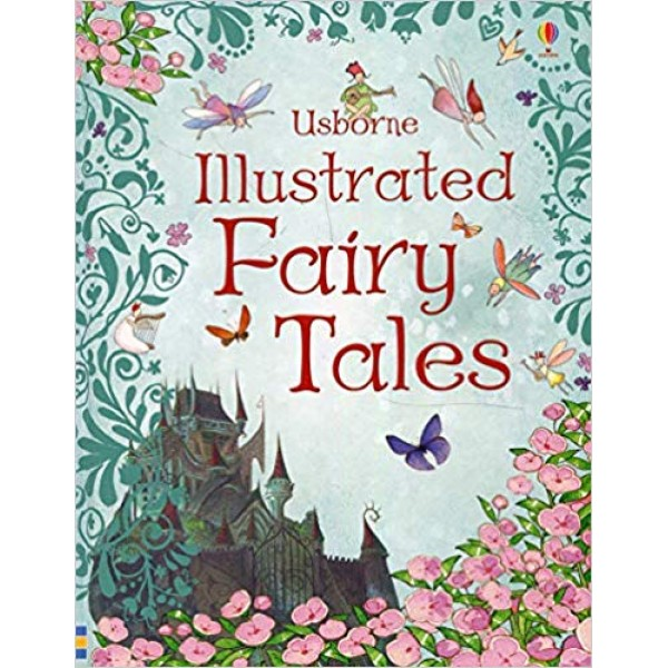 Illustrated Fairy Tales, Dickins