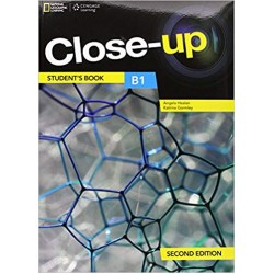 Close-up B1 Student's Book with Online Student Zone and eBook DVD