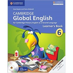 Cambridge Global English Stage 6 Learner's Book with Audio CDs (2)