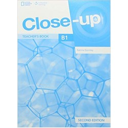 Close-Up B1 Teacher's Book with Online Teacher Zone, and Audio & Video Discs