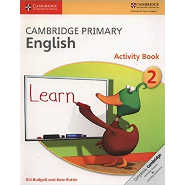 Cambridge Primary English Stage 2 Activity Book